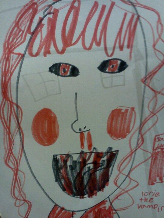 Lorie the Vampire