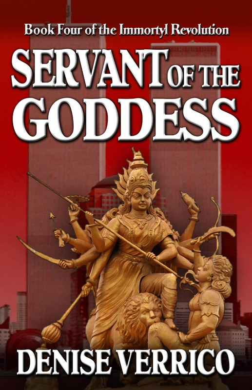 Servant of the Goddess